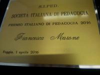 Premio SIPED 2016